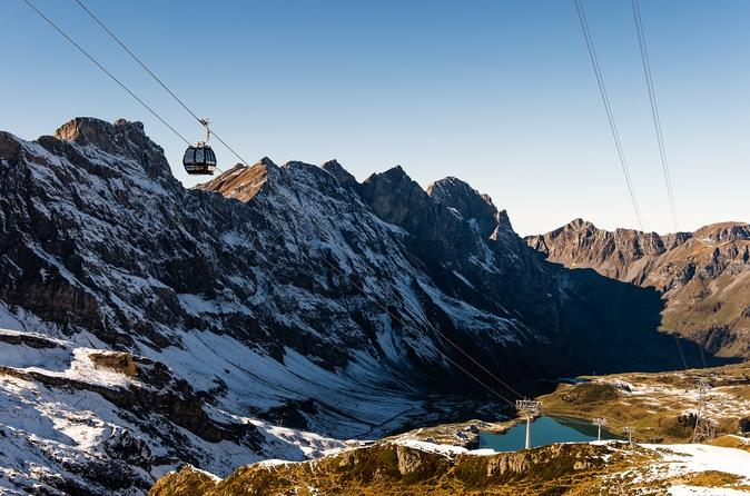 Mount titlis day tour from zurich in zurich 273541