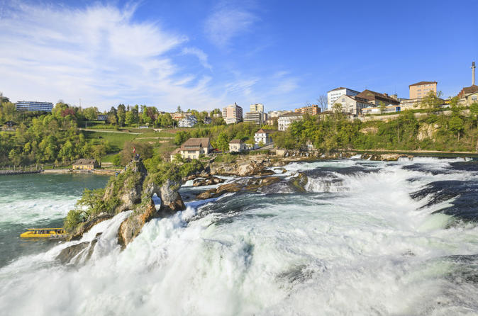 Rhine falls tour from zurich in zurich 182730
