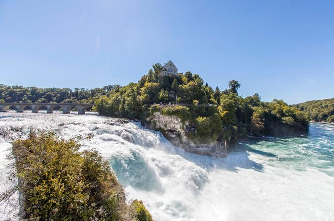 Zürich-Kombo ab Luzern: Sightseeing in Zürich, Rheinfälle und Stein am Rhein