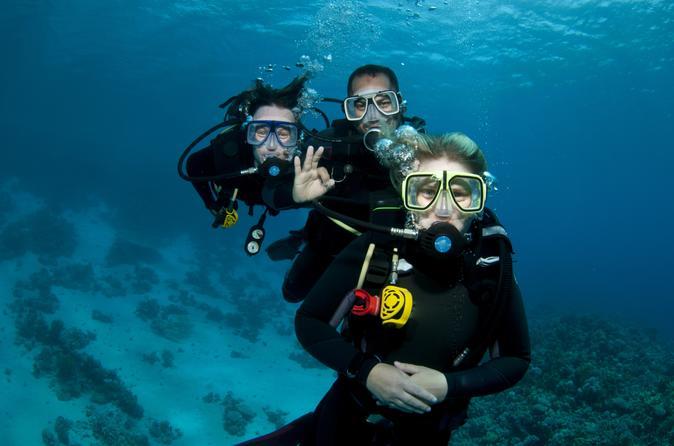 Discover Scuba Diving in Simpson Bay Sint Maarten (Netherlands), Caribbean