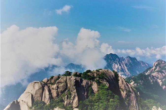 7-Days Private tour of Shanghai-Suzhou-Hangzhou-Mt Yellow Mountain