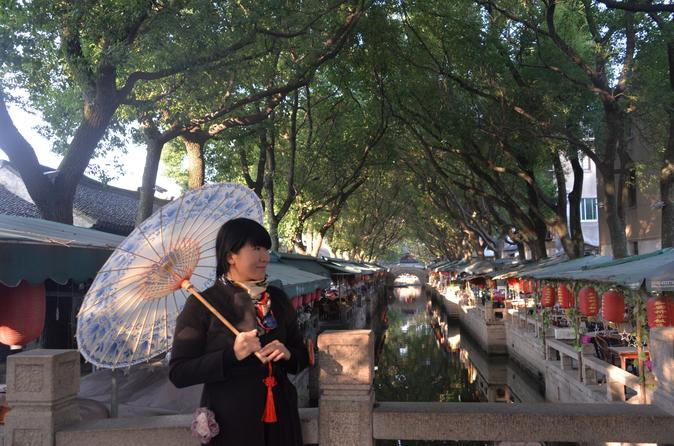 Private All-inclusive-Tour: Wasserstädte Tongli und Xitang