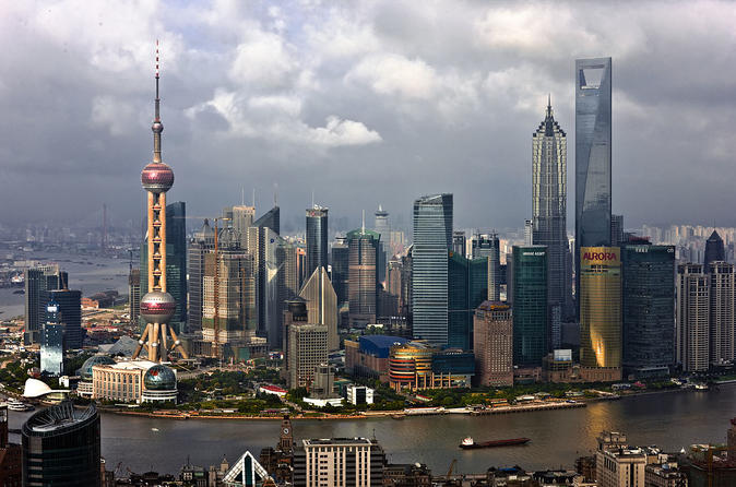 Private Shanghai Layover City Highlight Tour with Lunch