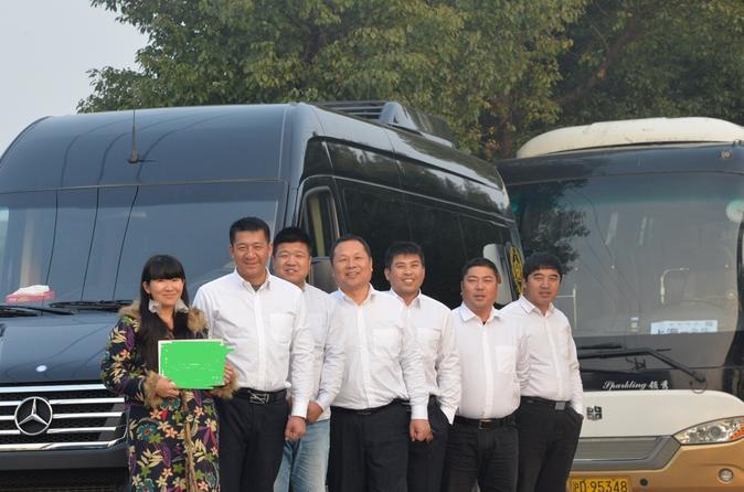Private Transfer: Shanghai Pudong International Airport or Hongqiao International Airport