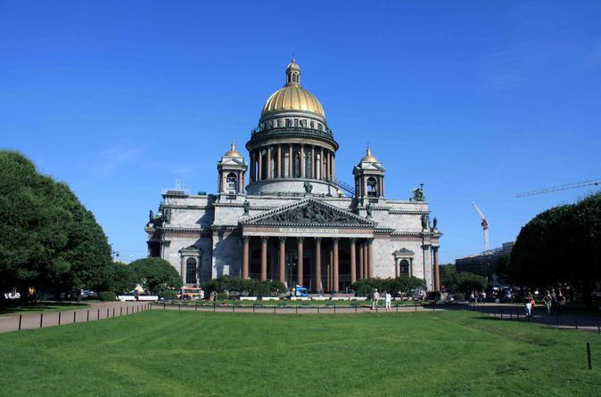 2-Day St Petersburg City and Local Culture Shore Excursion