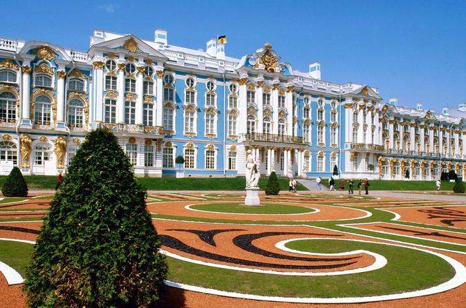 Catherine Palace and Amber Room skip-the-line tickets