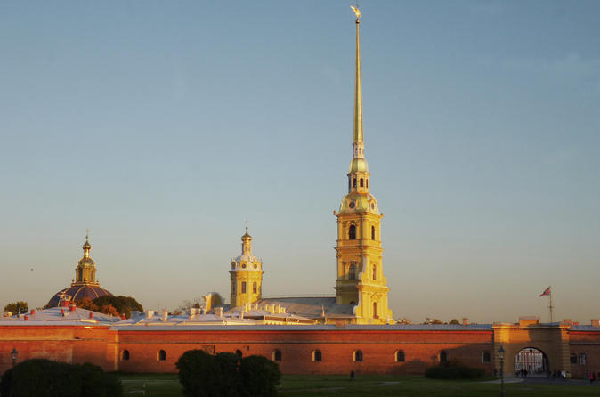 Saint Petersburg's Peter and Paul Fortress