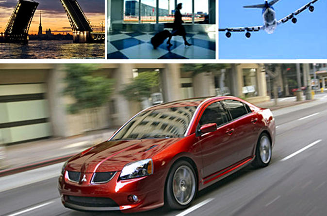 St Petersburg Airport Arrival Transfer