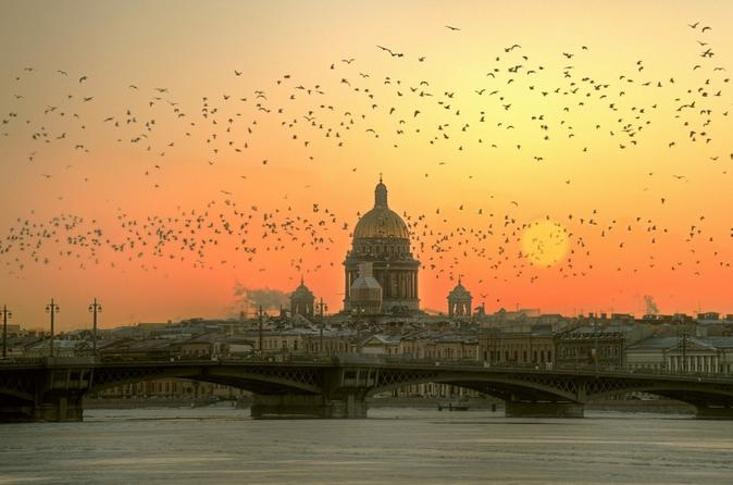 St Petersburg Full-Day City & 4 Museums Tour