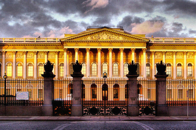 St Petersburg: Skip-the-line Russian Museum Tour