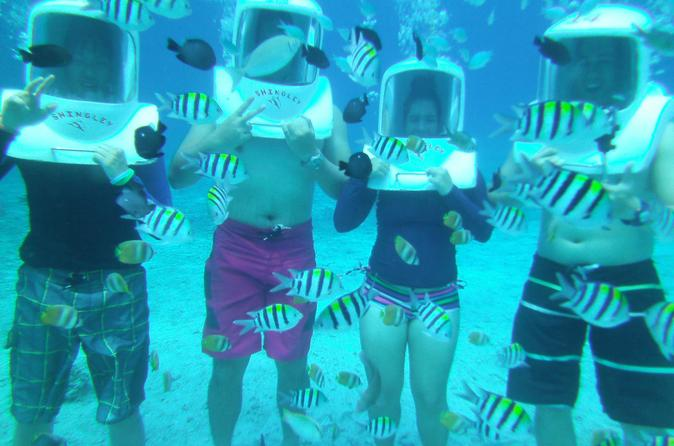 Boracay helmet diving in malay 349501