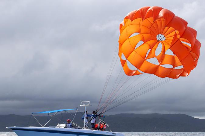 Boracay parasailing in malay 378369