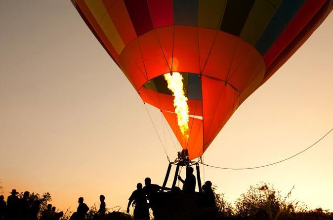 Private hot air balloon ride in rancho murieta 353757