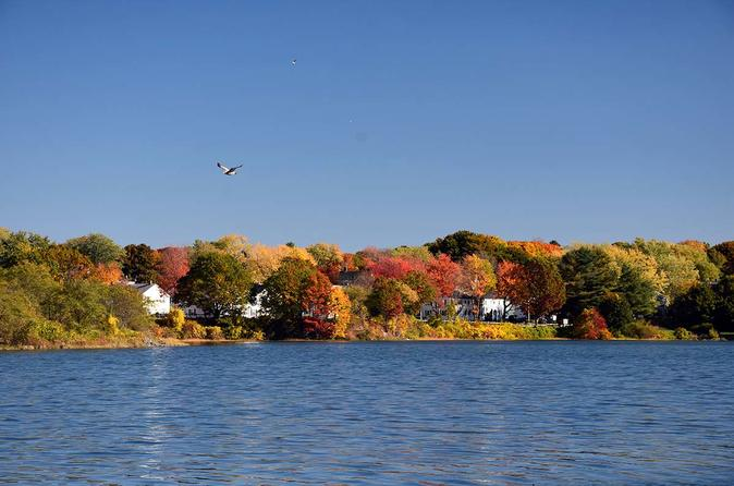 Fall Foliage Private Sightseeing Cruise