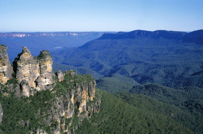 Blue Mountains Day Trip Including Self-Guided Hike