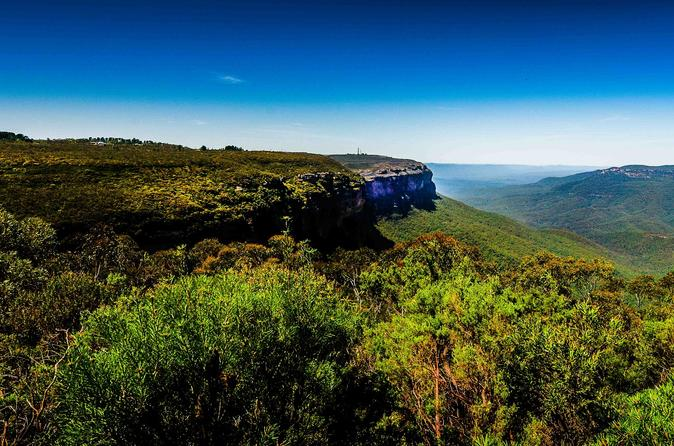 Blue Mountains Naturally and Hiking from Sydney