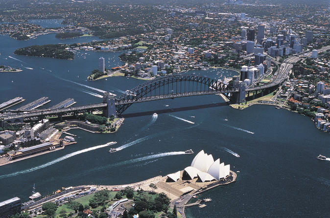 Sydney Morning or Afternoon Half-Day Sydney City Sightseeing Tour Australia, Pacific Ocean and Australia