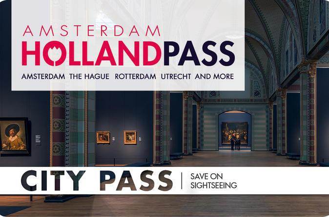 Evite filas: Passe para Amsterdã e Holanda