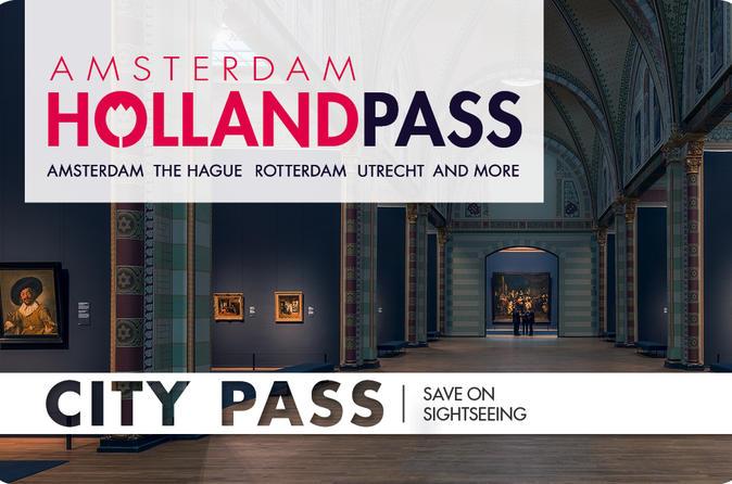 Holland Pass: as melhores ofertas em Amsterdã e além