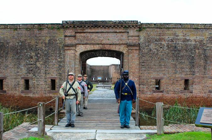 Fort Jackson & Bonaventure