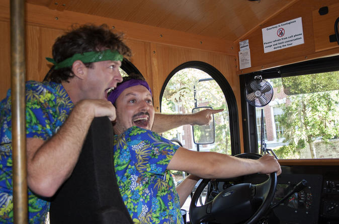 Savannah for Morons, The Trolley Tour
