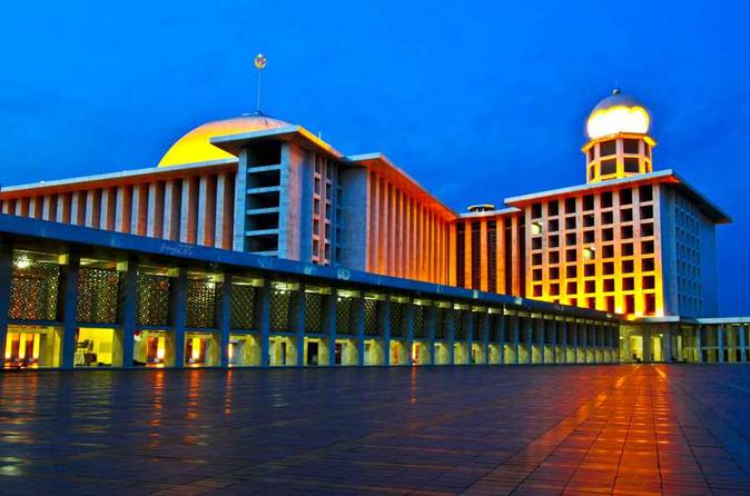 Private Tour: Full-Day Highlights of Jakarta Tour with Lunch