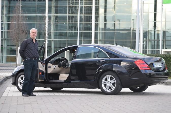 Arrival Transfer from Houston George Bush Intercontinental Airport to Hotel