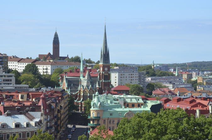 Gothenburg hop on hop off tour in gothenburg 245411