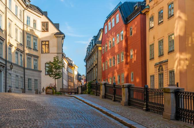 Stockholm Gamla Stan Walking Tour