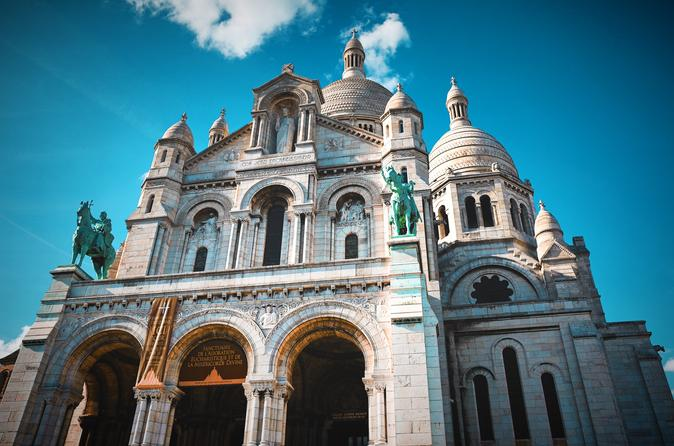 Private Tour : Montmartre Highlights 30-Minute Discovery in 2CV