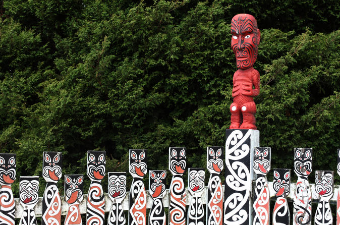 Discover Rotorua Morning City Tour