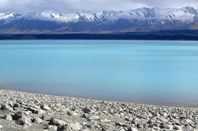 Mount Cook to Queenstown Tour