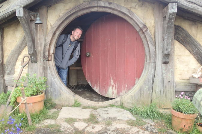 Rotorua City Tour and 'The Lord of the Rings' Hobbiton Movie Set New Zealand, Pacific Ocean and Australia