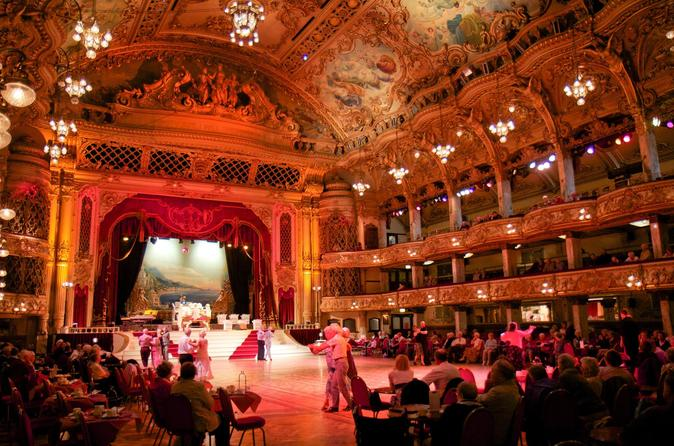 The Blackpool Tower Ballroom Admission Ticket