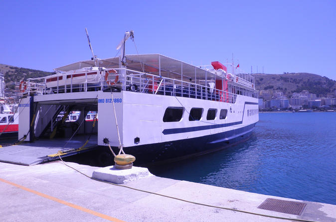 Ionian Islands Transfers & Ground Transport
