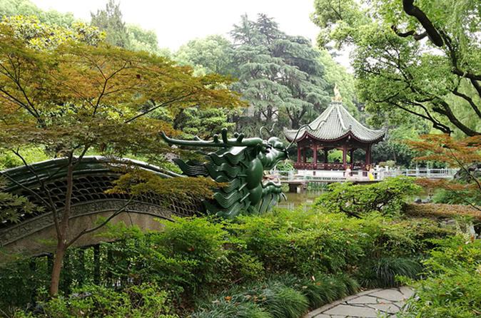 Exotic & Romantic Walk in Shanghai
