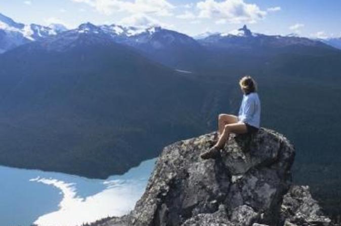 Viagem diurna para grupos pequenos a Whistler saindo de Vancouver