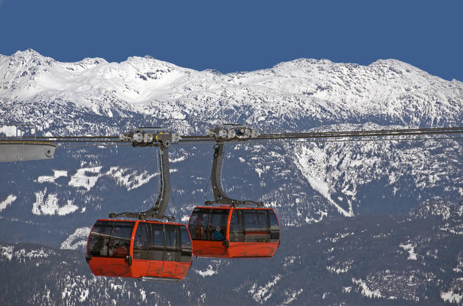 Whistler day tour including peak 2 peak gondola admission in vancouver 331815