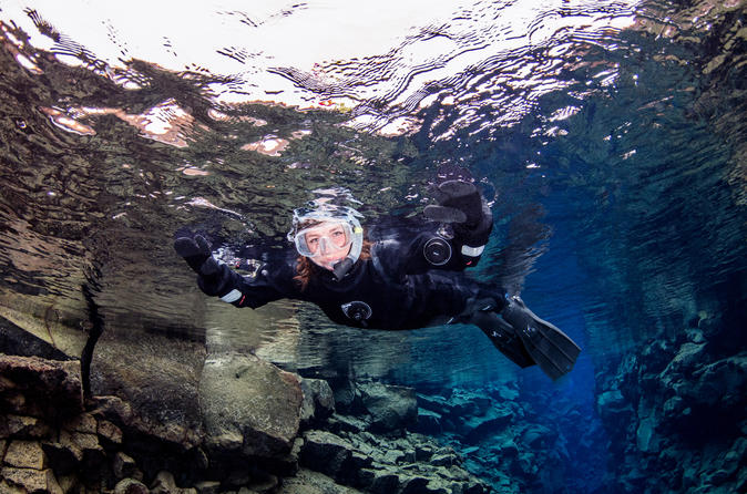 Snorkeling Silfra Tour Self-Drive