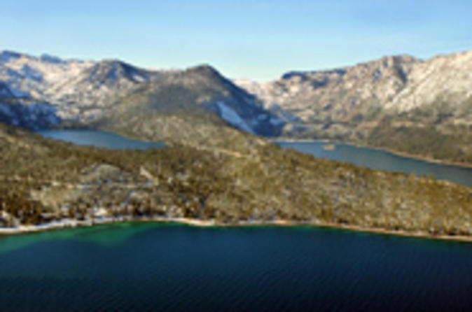 Zephyr cove helicopter tour in lake tahoe 35060