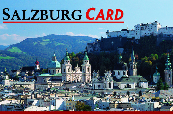 Salzburg card in salzburg 109697
