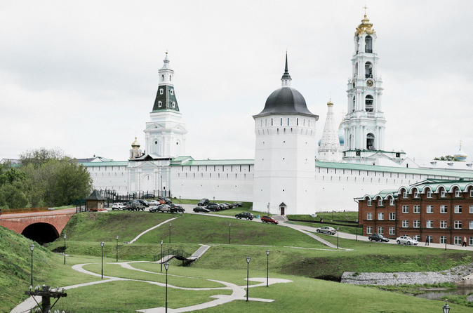 Day Escape from Moscow: Golden Ring Tour by Car