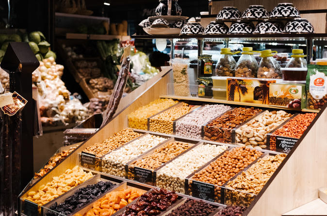 Moscow Food Tasting & Walking Tour