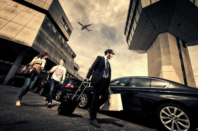 Dresden Airport Transfer To City Center Hotel Round Trip Including Flight Tracking