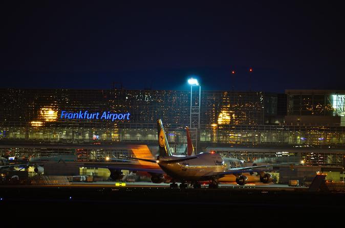 Frankfurt (FRA) - Private Transfer