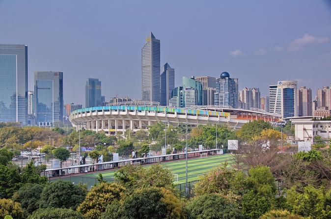Guangzhou Airport (CAN) Private Transfer