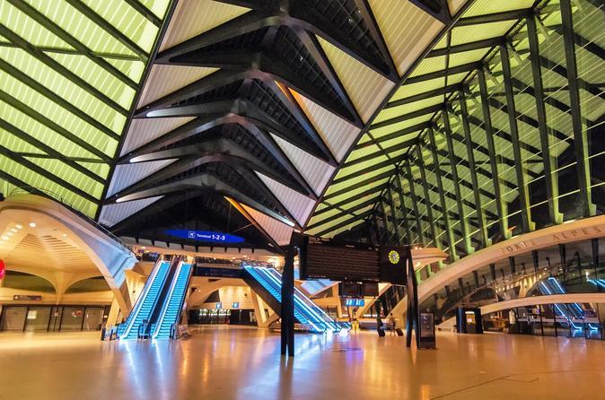 Lyon Saint-Exupéry Airport Business Transfer
