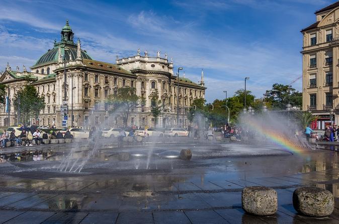 Munich City Center to Salzburg - Private Transfer