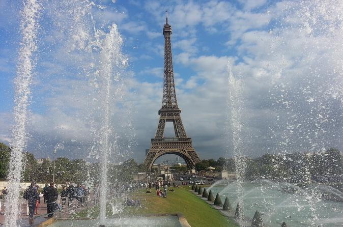 Paris Private Airport Transfers