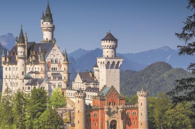 VIP TOUR BEYOND MUNICH - landmarks to see
